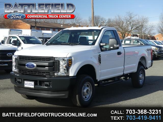 2019 Ford F-250 SD Reg Cab 4x4 XL Pickup