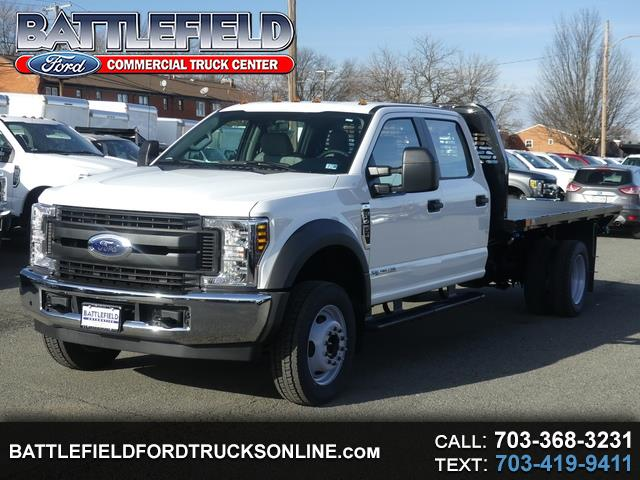 2019 Ford F-450 SD Crew Cab 4x2 XL w/12' Platform Body