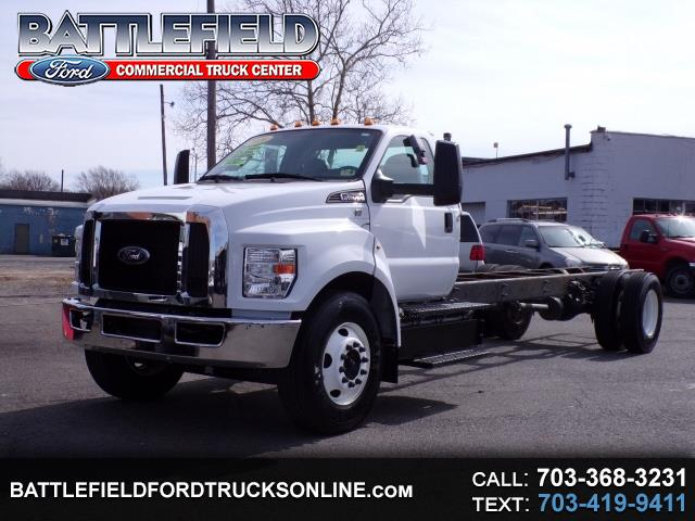2016 Ford F-650 Regular Cab 2WD DRW