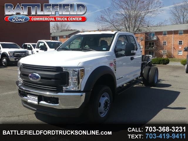 2019 Ford F-550 SuperCab 4x4 XL