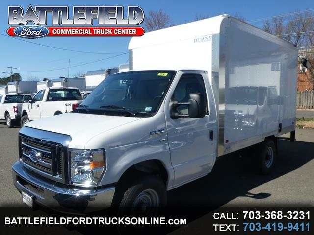 2019 Ford E-Series Cutaway Commercial Cutaway w/12' Dry Freight
