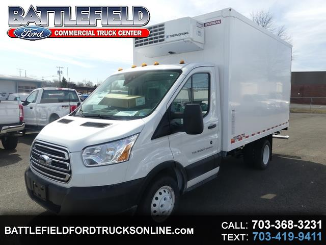 2019 Ford Transit 12' Refrigerated Body