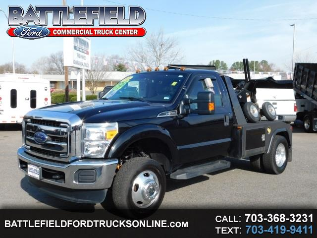 2016 Ford F-350 SD XLT DRW 4WD