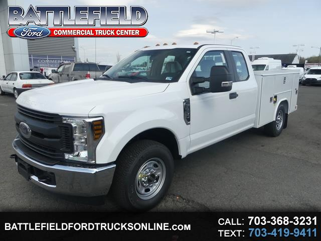 2019 Ford F-250 SD SuperCab 4x2 XL w/8' Utility Body