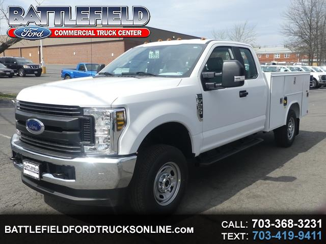 2019 Ford F-250 SD SuperCab 4x4 XL w/8' Utility Body