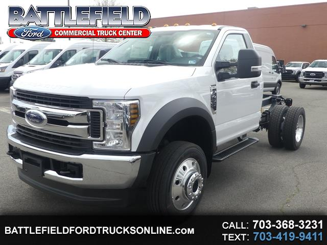2019 Ford F-450 SD Reg Cab 4x4 XL