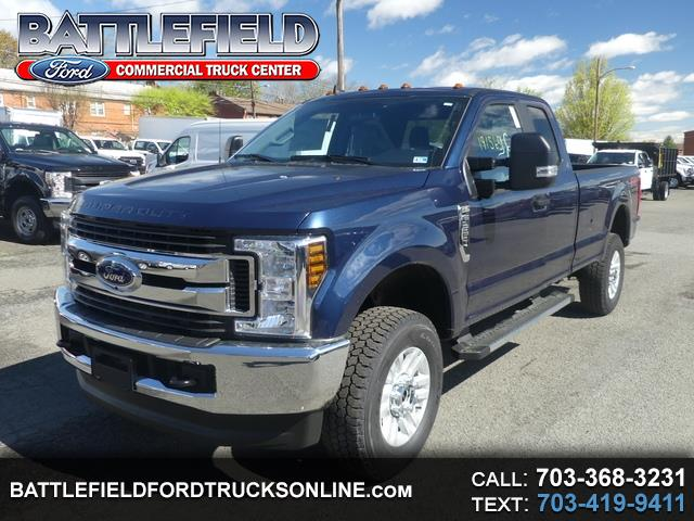 2019 Ford F-350 SD SuperCab 4x4 STX Pickup