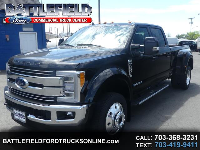 2019 Ford F-450 SD 4WD Crew Cab 8' Box