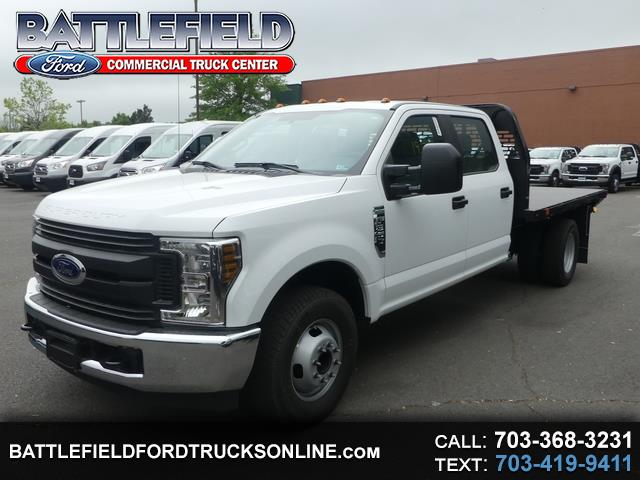 2019 Ford F-350 SD Crew Cab 4x2 XL w/10' Platform Body