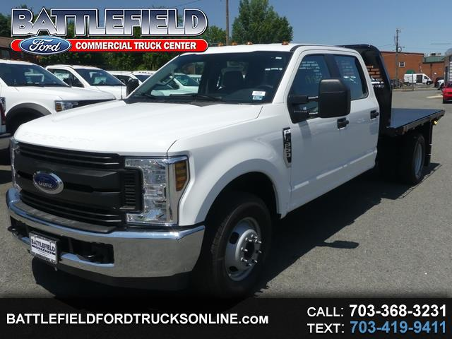 2019 Ford F-350 SD Crew Cab 4x2 XL w/10' Contractors Body