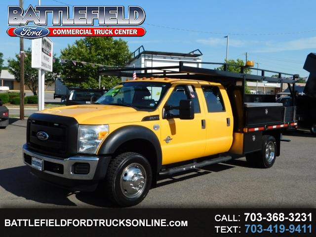 2011 Ford F-450 SD Crew Cab DRW 2WD