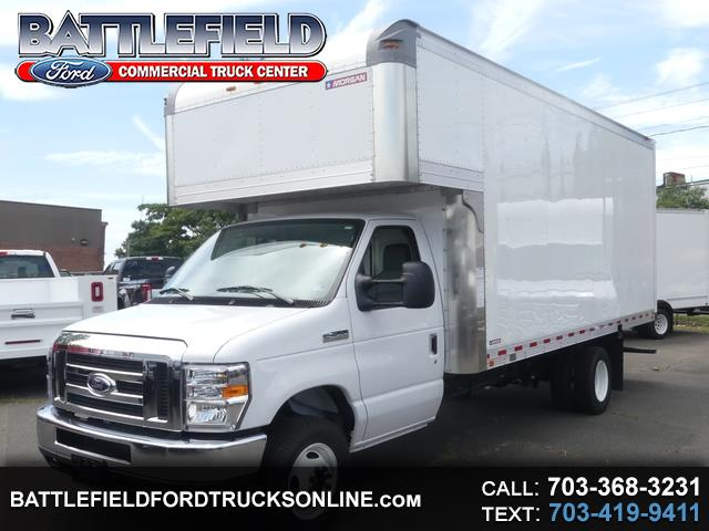 2019 Ford E-Series Cutaway Commercial Cutaway w/ 17' Dry Freight Box