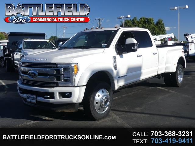 2019 Ford F-450 SD Crew Cab 4x4 Limited Pickup