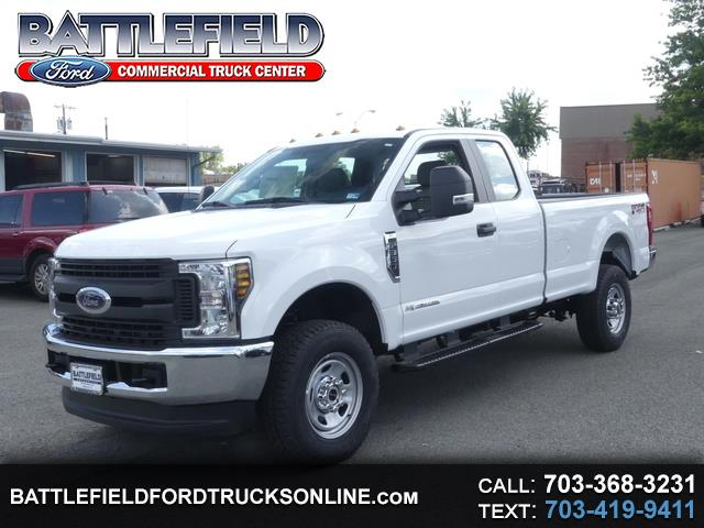 2019 Ford F-350 SD SuperCab 4x4 XL Pickup