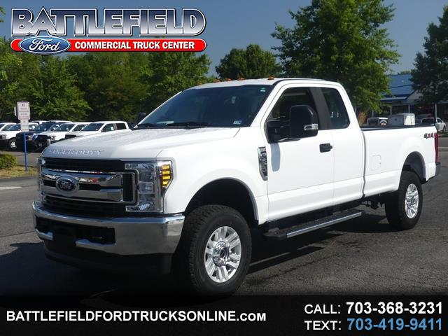2019 Ford F-250 SD SuperCab 4x4 XL