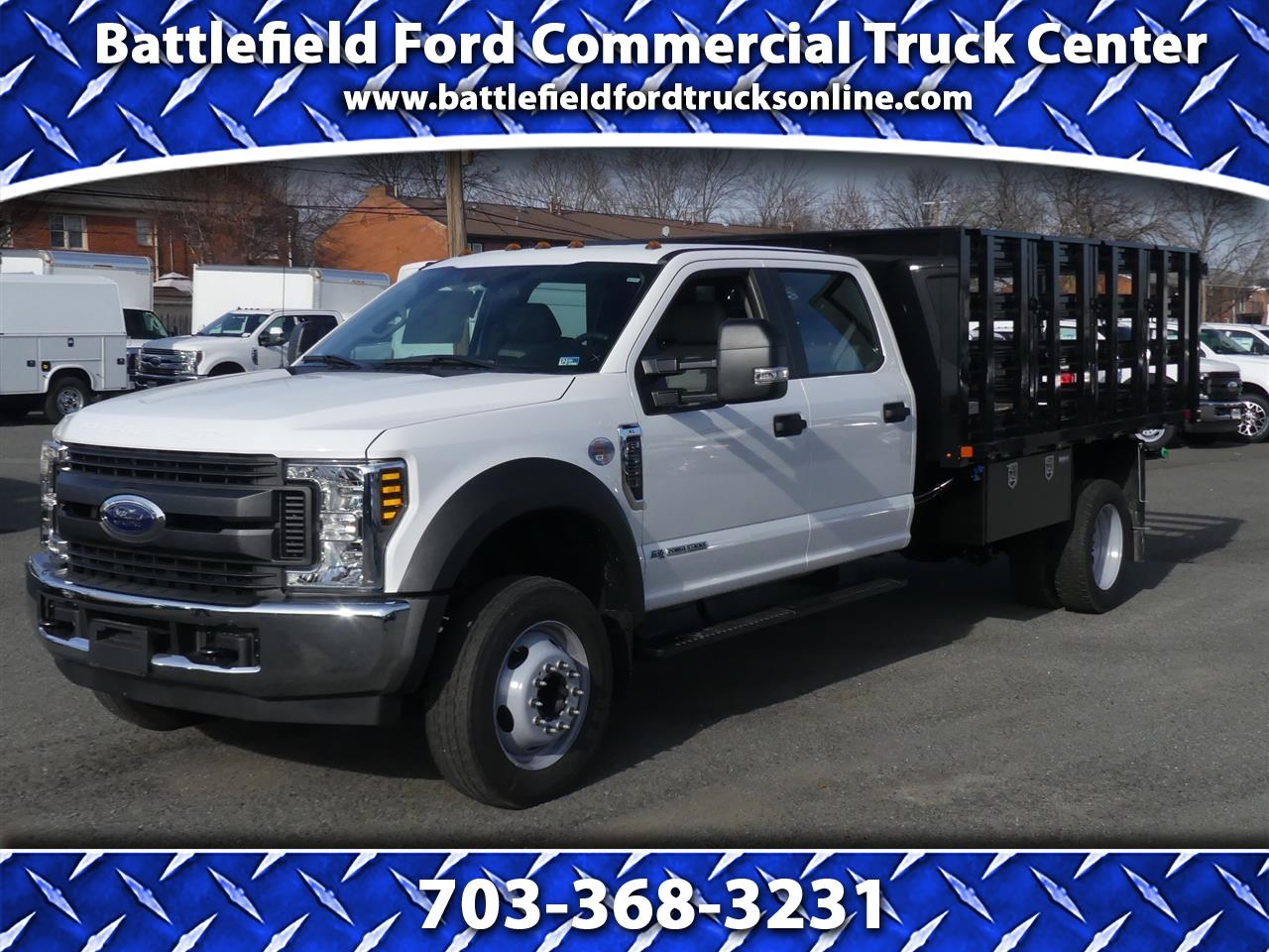 Ford F550  2019