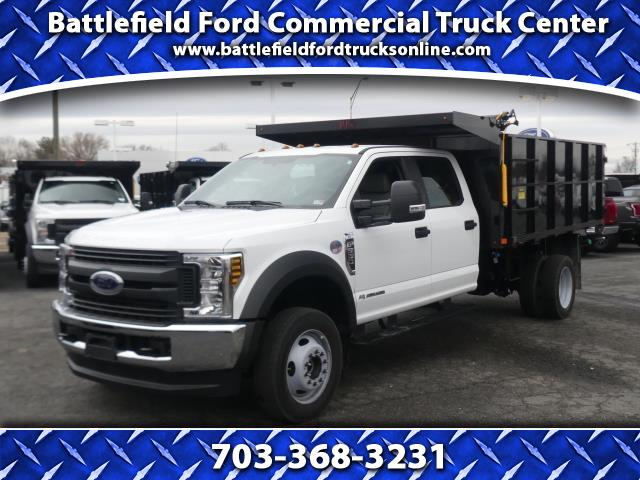 Ford F-550  2019