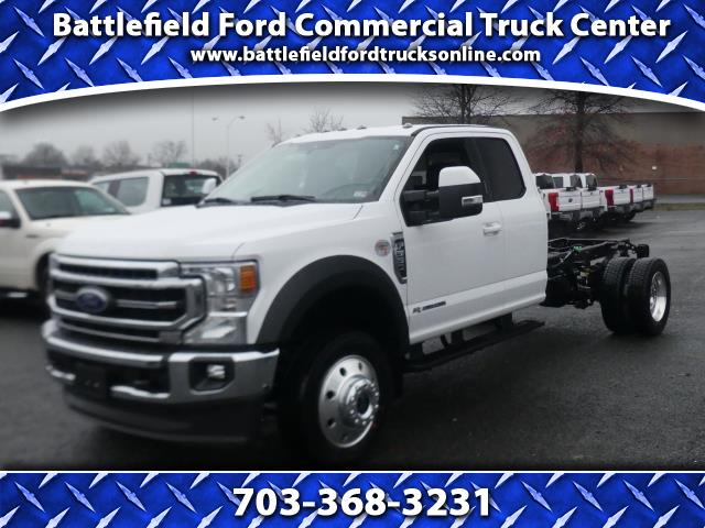 Ford F-550  2020