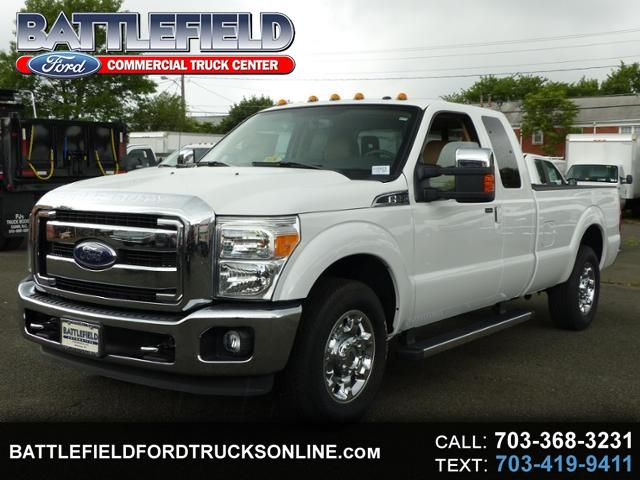 2016 Ford F-250 SuperCab 4x2 Lariat