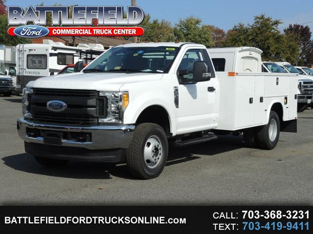 2017 Ford F-350 Reg Cab 4x4 XL w/11' Utility Body