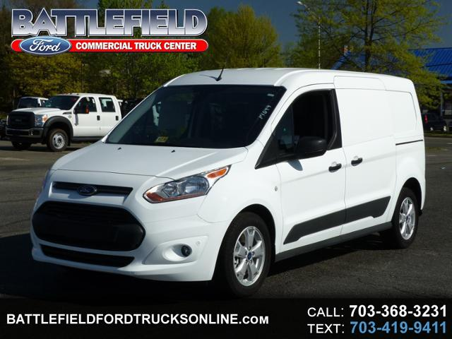 2017 Ford Transit Connect LWB XLT Mini Cargo Van