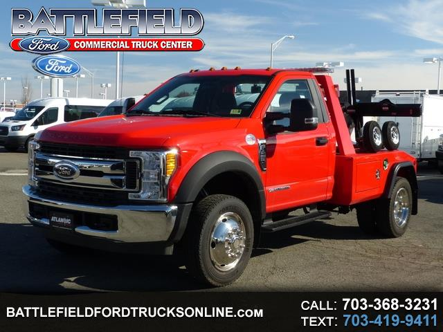 2017 Ford F-450 SD Reg Cab XL w/ Wheel Lift