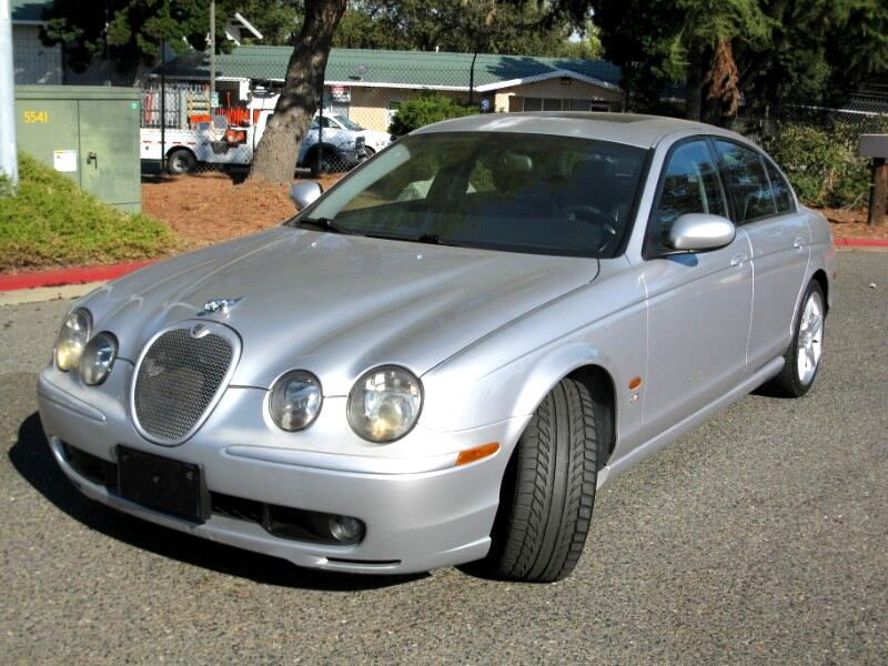 2003 Jaguar S-Type 4.2 R