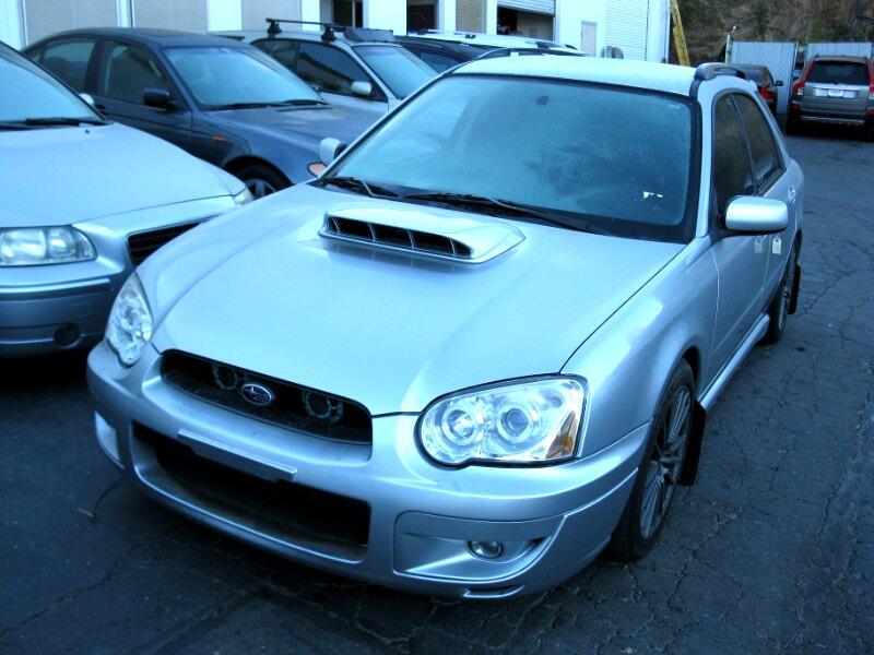 2004 Subaru Impreza Wagon WRX