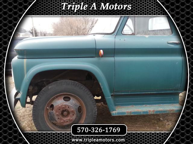 Chevrolet C/ 50  1964