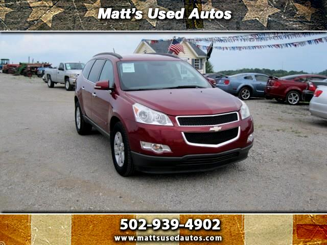 Used 2010 Chevrolet Traverse For Sale In Taylorsville Ky 40071
