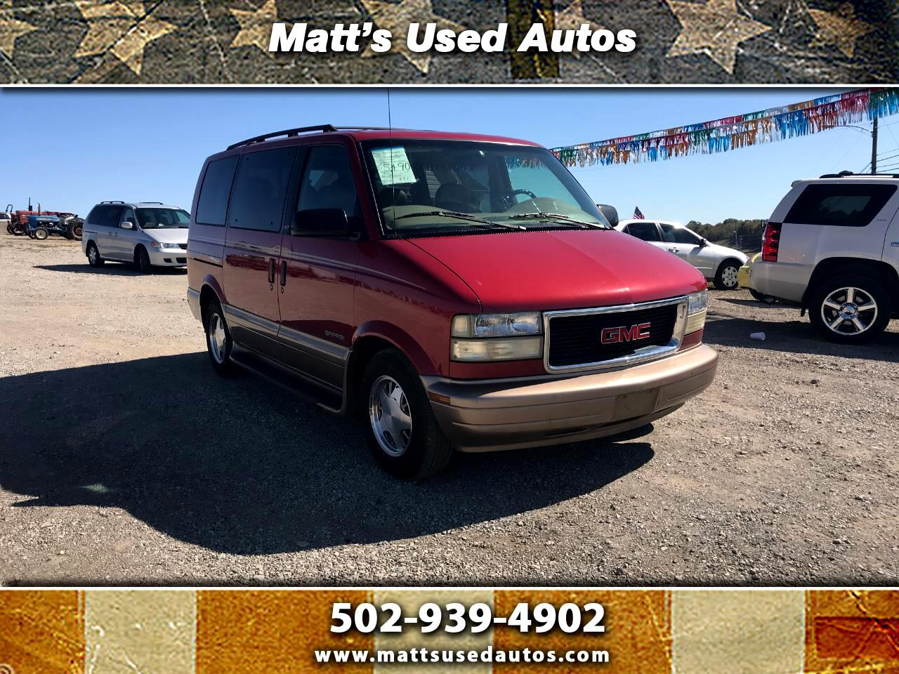 2001 GMC Safari SLT