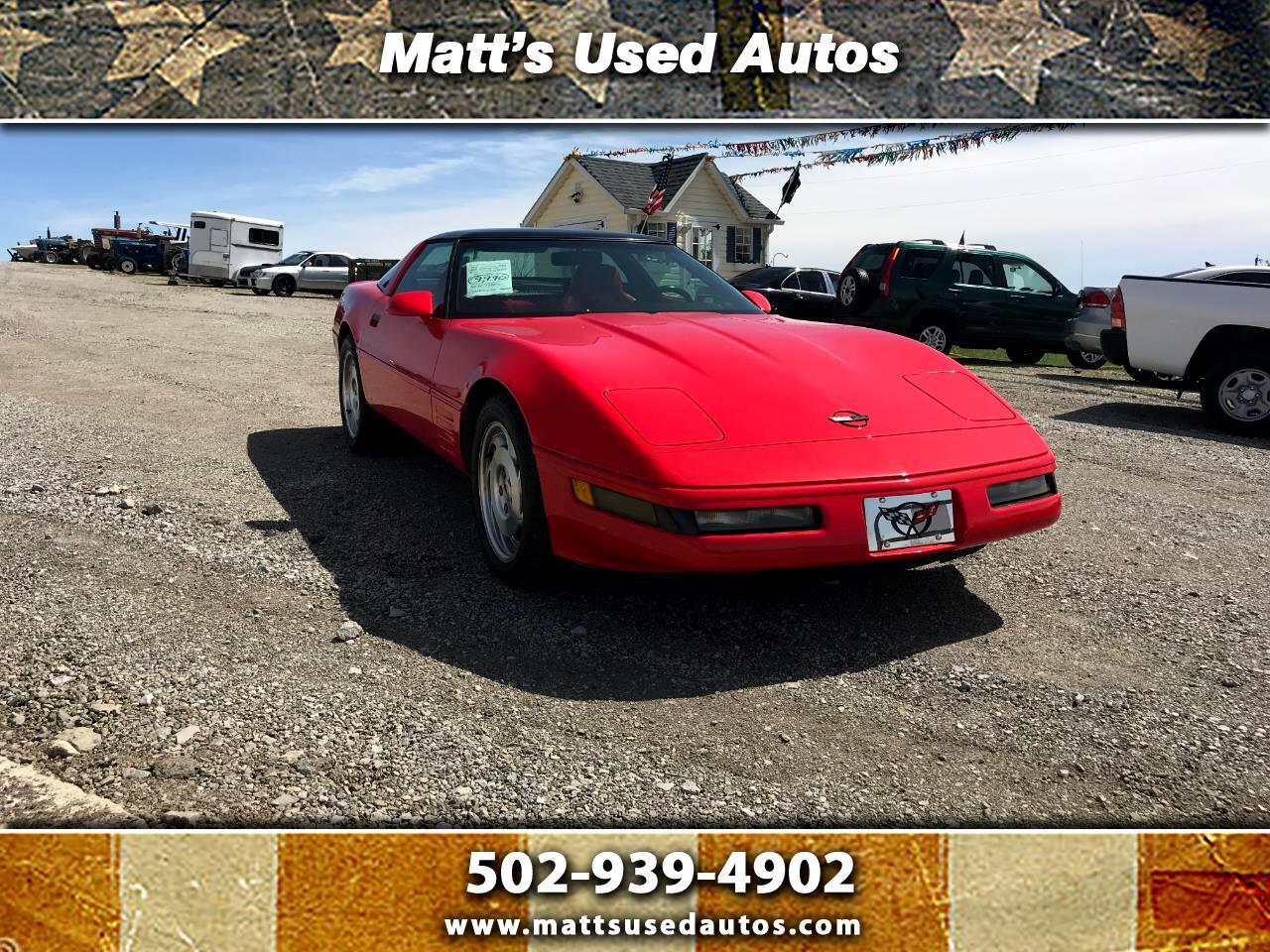 Chevrolet Corvette Coupe 1994