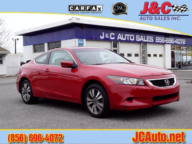 2010 Honda Accord EX coupe AT