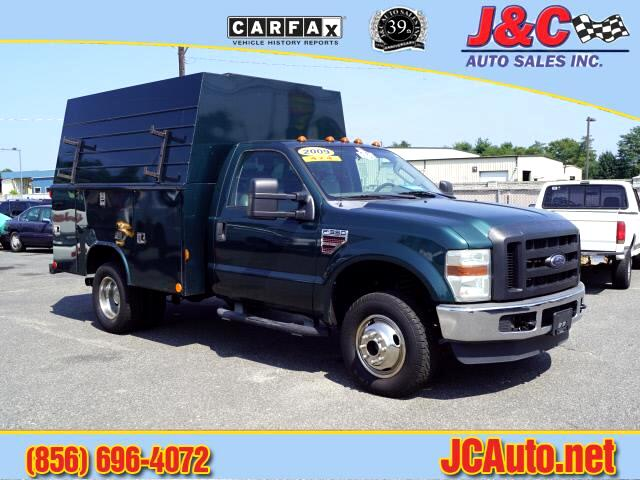 2009 Ford F-350 SD XL DRW 4WD