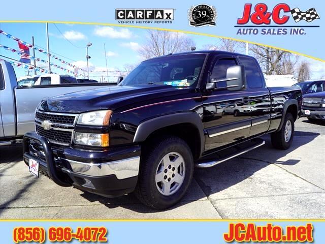Chevrolet Silverado Classic 1500 LS Ext. Cab 4WD 2007