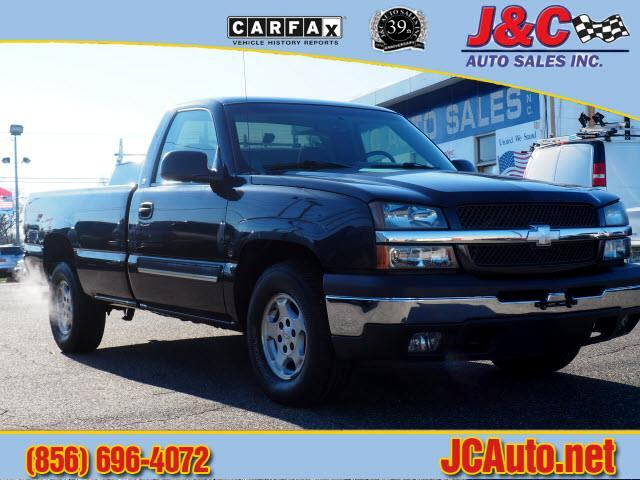 Chevrolet Silverado 1500 LS Long Bed 2WD 2003