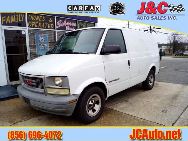 GMC Safari Cargo Van AWD 1999