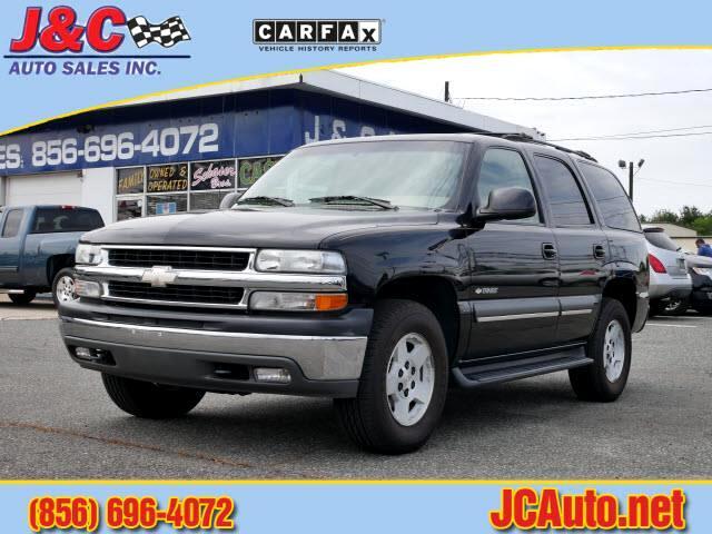 Chevrolet Tahoe 4WD 2003