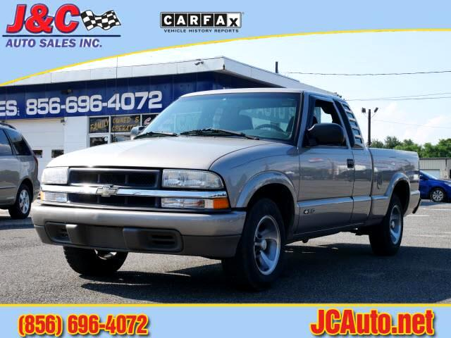 Chevrolet S10 Pickup LS Ext. Cab 2WD 2001
