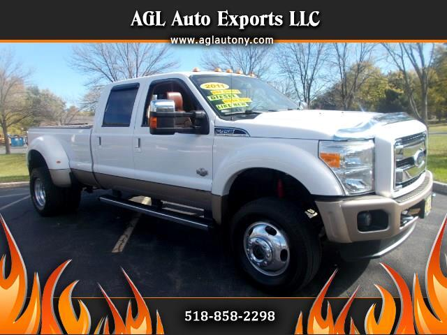 2011 Ford F-450 SD King Ranch Crew Cab DRW 4WD