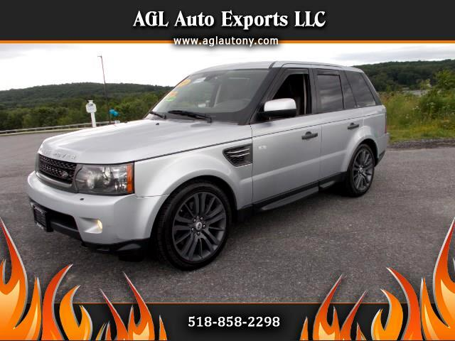 2011 Land Rover Range Rover Sport LUXURY