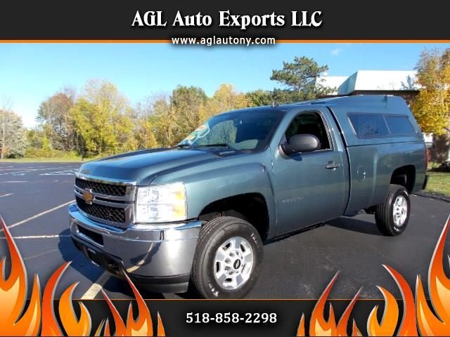2014 Chevrolet Silverado 2500HD reg cab long box LS