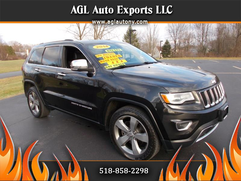 2014 Jeep Grand Cherokee DIESEL LIMITED