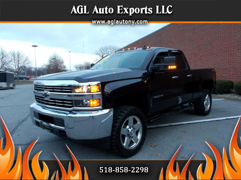 2015 Chevrolet 2500 2500 hd ext cab 4x4 6.0