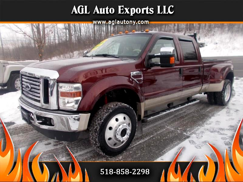2009 Ford Super Duty F-450 DRW 4WD Crew Cab 172