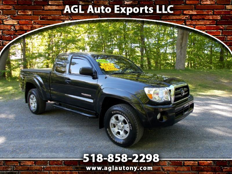 "2006 Toyota Tacoma Access 128"" V6 Manual 4WD (Natl)"