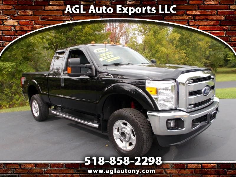 "Ford Super Duty F-250 SRW 4WD SuperCab 142"" XLT 2016"