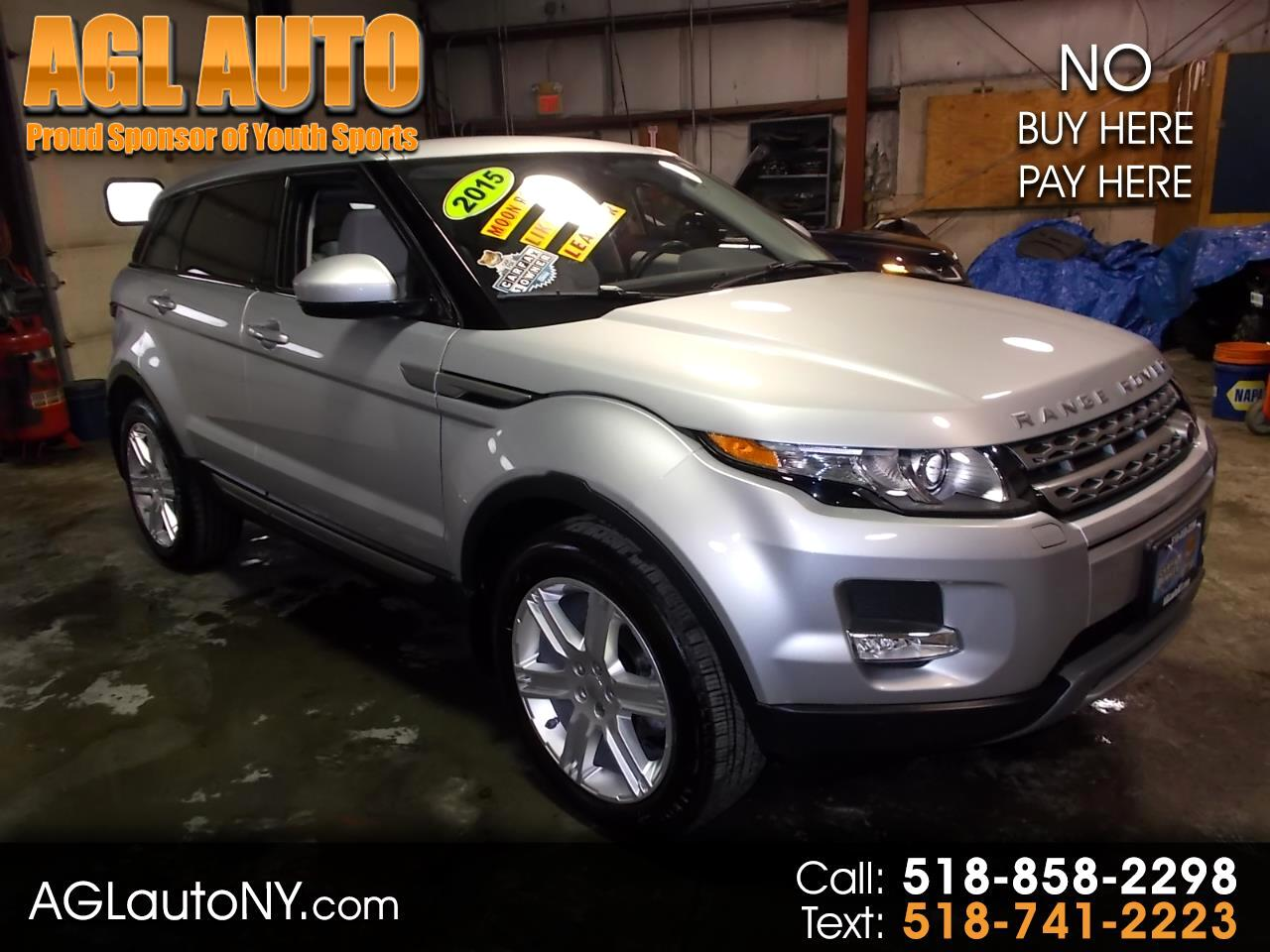 Land Rover Range Rover Evoque 5dr HB Pure Plus 2015