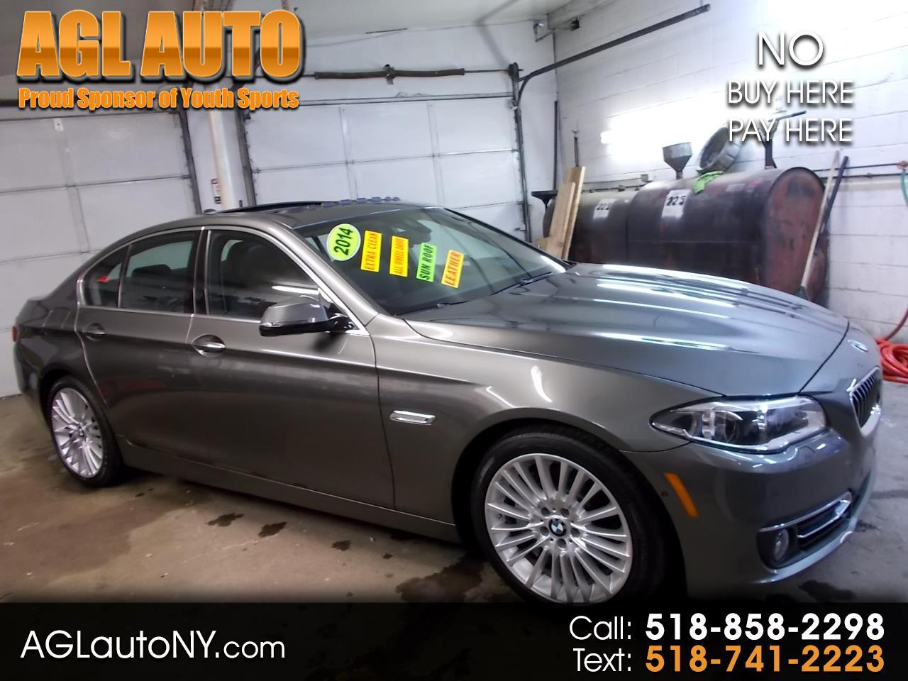 BMW 5 Series 4dr Sdn 550i xDrive AWD 2014