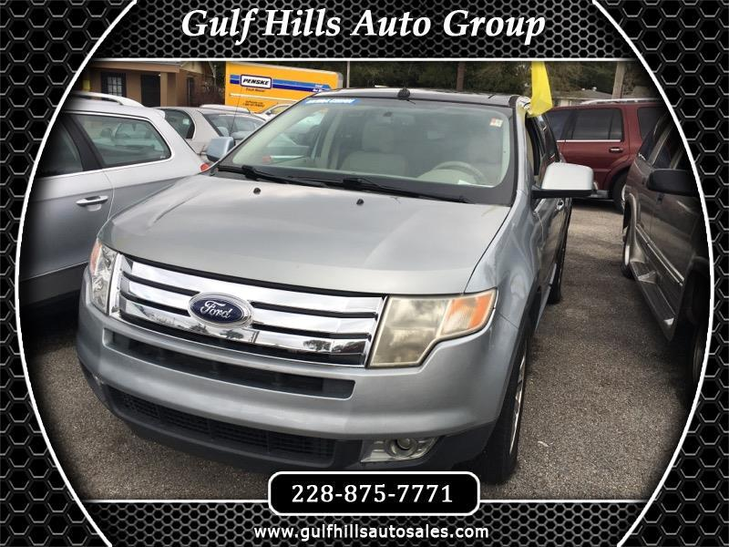Ford Edge SEL Plus 2007